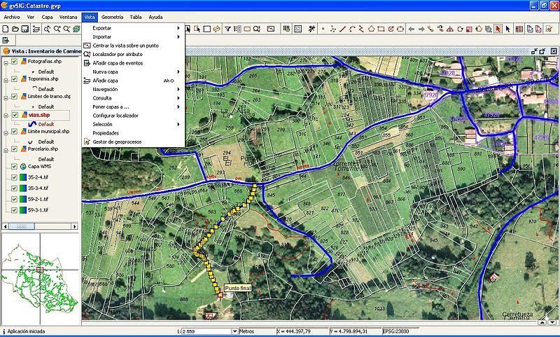 Utilidad de los Sistemas de Información Geográfica para las franquicias