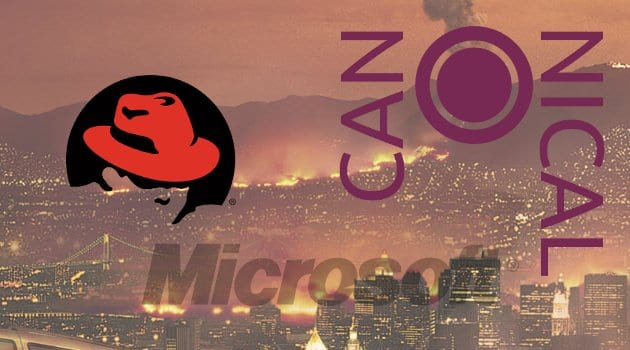 canonical-redhat-microsoft