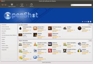 Centro de Software de Ubuntu