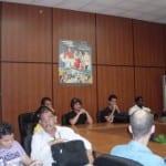 Salón de reuniones con conferencia de Django (Foto 2)