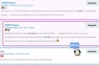 soporte-pardus-comentarios-tux