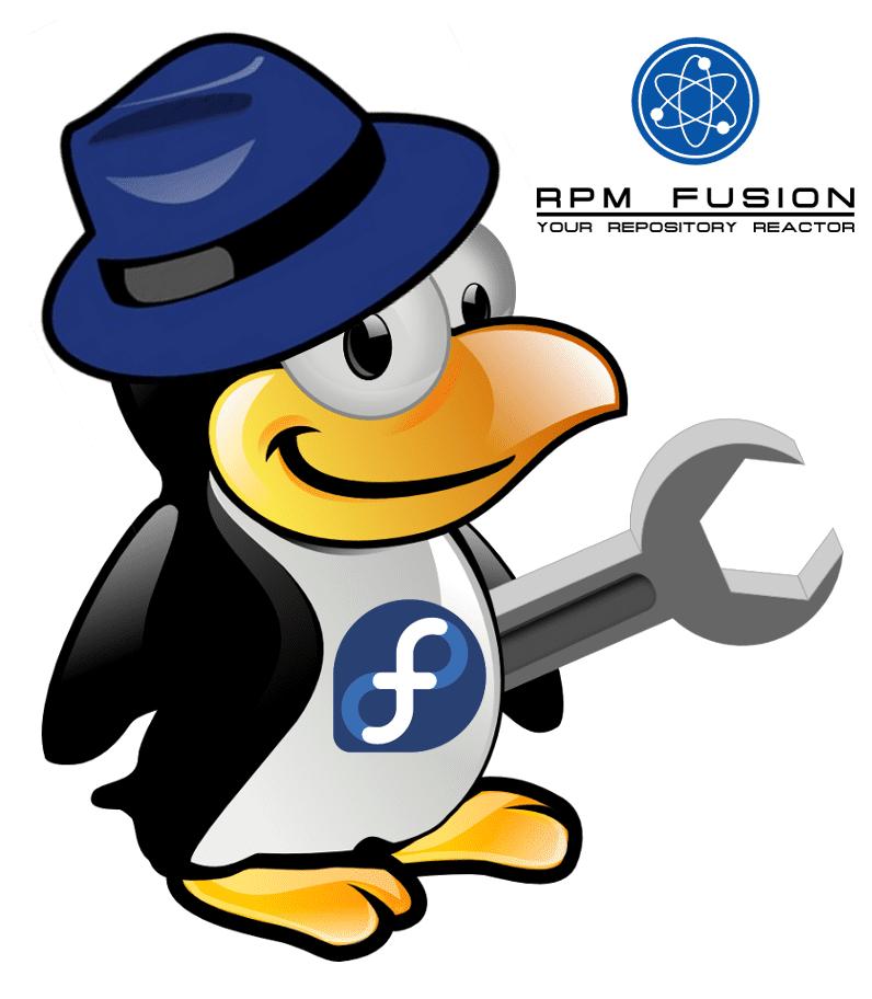 Tux-Fedora-RPMFusion
