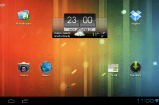 Android 4.0 x86