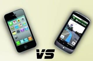 Apple vs Google