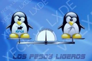 XFCE Xs LXDE