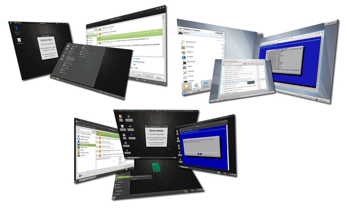 manjaro-desktop