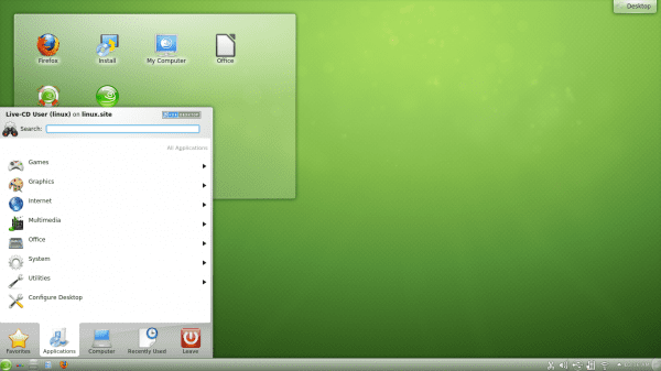 Recover deleted files on suse linux