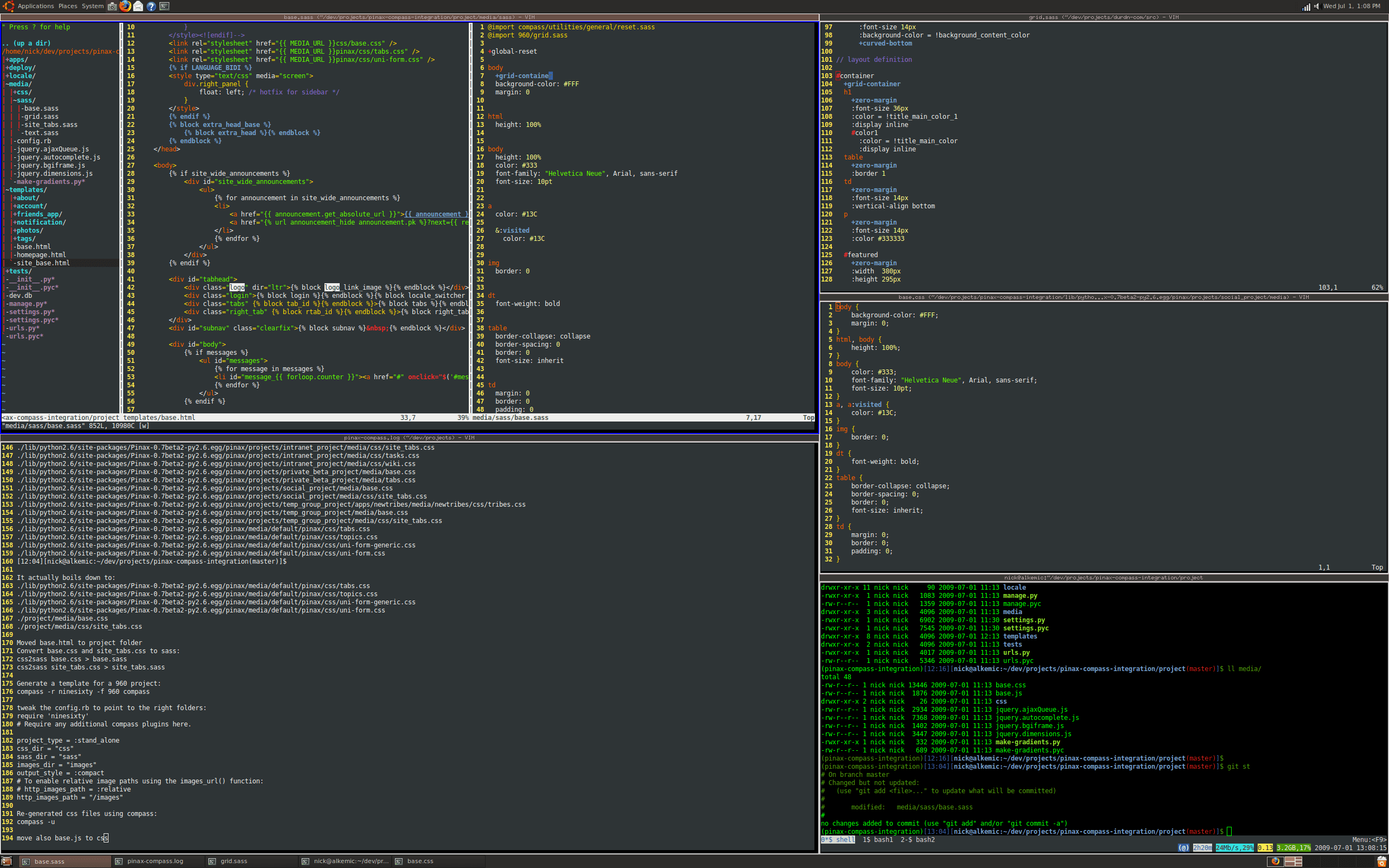 coding-session-xmonad