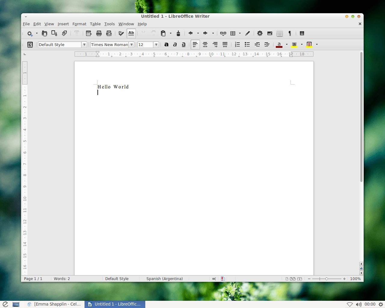 Faenza  icons para  LibreOffice  4.0.0
