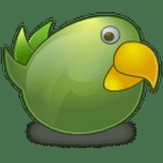 Logotipo de Polly