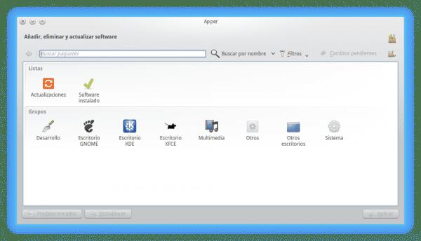 ArchLinux + KDE: Instala paquetes fácilmente usando Apper