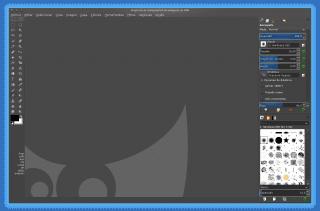 GIMP_Photoshop