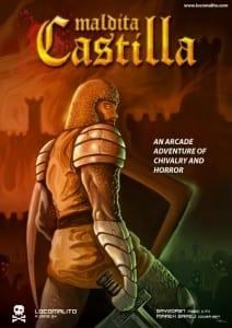 Gamers: Maldita Castilla ya disponible para GNU/Linux