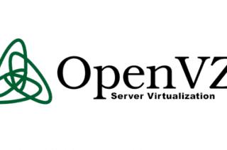 Logo de OpenVZ