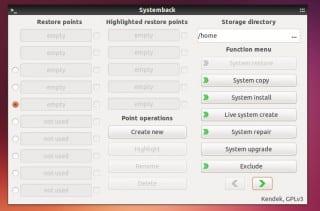 systemback ubuntu