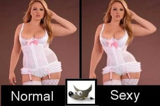 Gimp-Bomba-Sexy