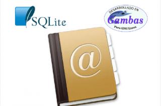 Agenda con sqlite3 y Gambas3