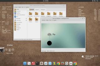 Xubuntu Tema: Siva Flat Iconos: Faba
