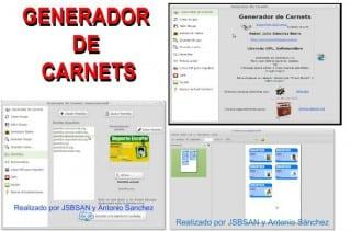 Generador De Carnets