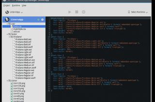 Web_IDE