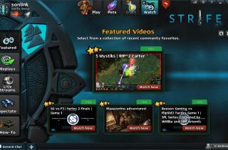 Strife - Videos
