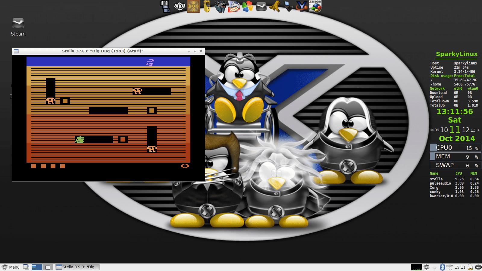 Los mejores emuladores de consolas para GNU/Linux