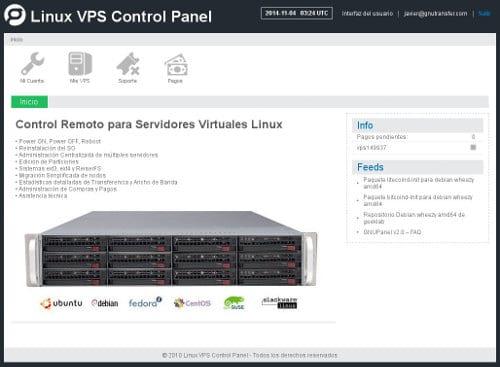 VPSControl